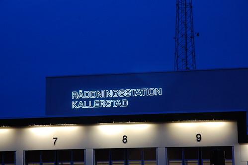 Räddningsstation Kallerstad