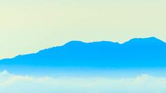 Cumbre de La Palma (Alfre2 Amaya) Tags: sunset silhouette silueta lapalma