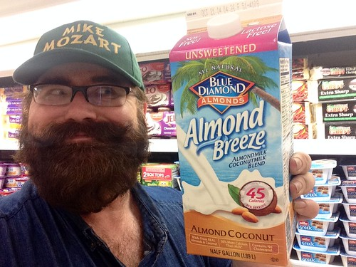 From flickr.com: Almond Milk {MID-205106}