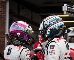 Jann Mardenborough and Chris Hoy at Brands Hatch @Jannthaman @chrishoy @NISMO_Global (Steven Roe Images) Tags: cars speed racing hatch endurance avon tyres brands brandshatch britishgt avontyres stevenroeimages