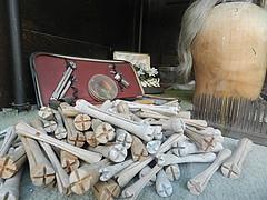 altes Frisrhandwerk meats modernes HDR (Frilein Allerlei) Tags: industrie handwerk haare friseur frisr locken dauerwelle lockenwickler frisrhandwerk