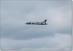 Avro Vulcan XH558  RAF Wyton  September 25th 2014 p (Bristol RE) Tags: vulcan raf avro wyton xh558 rafwyton vulcanbomber gvlcn