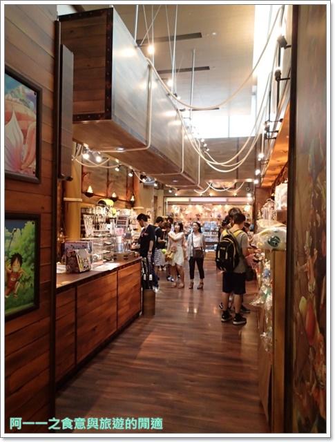 日本東京台場美食海賊王航海王baratie香吉士海上餐廳image043
