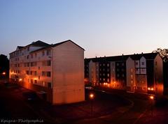 Immeuble Kpigne (Kpigne) Tags: lune noir luna rouen paysage et blanc lunes immeuble barentin seinemaritime normandi