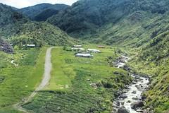Curved Runway, Papua (Lucas_mj) Tags: sky kids last indonesia paradise aviation dream cockpit adventure jungle tribe airlines reef papua pilot cessna worstplacetobeapilot