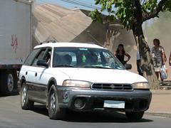Subaru Legacy 2.5i Outback 1996 (RL GNZLZ) Tags: 1996 4wd subaru subaruoutback boxer legacy awd stationwagon legacyoutback