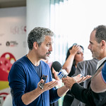 "Intervista a Beppe Fiorello <a style=""margin-left:10px; font-size:0.8em;"" href=""http://www.flickr.com/photos/124218413@N03/15401317282/"" target=""_blank"">@flickr</a>"