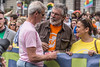 PRIDE PARADE 2015 - JERRY ADAMS AND MARY-LOU McDONALAD WERE THERE [WERE YOU THERE?]-REF-106312