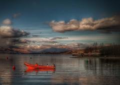 Shores of Loch Lomond (joshdgeorge7) Tags: scotland lochlomond winter cold loch hdr saturation