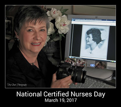 (Fay Stout) Tags: nationalcertifiednursesday criticalcareregisterednurse rn nurse