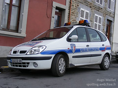 Police Municipale | Renault Scénic (spottingweb) Tags: spotting spotted spotter spottingweb véhicule vehicle france car voiture police policemunicipale policier forcedelordre sécurité secours urgence intervention gyrophare policeman security cop cops copcar 17 van municipalité ville maire pm asvp local renault scenic revin ardennes champagneardenne mercura