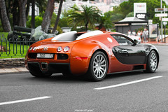 Bubu on the way (MonacoFreak) Tags: bugatti veyron russia monaco montecarlo luxury cars car 164 cotedazur frenchriviera