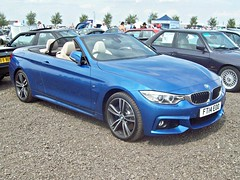 180 BMW 4 Series Convertible (F33) (2014) (robertknight16) Tags: bmw german germany 2010s 4series f33 f32 silverstone ft14eoo