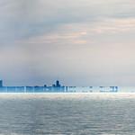Superior Mirage on Lake Michigan thumbnail