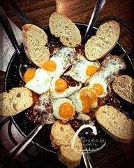 81 de 365 de 2017 #eggs #huevos #pisto (rosecbphotos) Tags: huevos eggs pisto