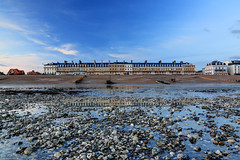 2017_02_24_0340_1_2_fused (EJ Bergin) Tags: beach seaside worthing westsussex sunset lowtide seafront clouds hdr exposurefusion theburlington heeneterrace