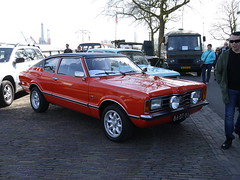 Ford Taunus 2300 XL Coupé 1974 (929V6) Tags: 86dt86 sidecode3 onk tc1 tc
