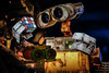 #Pay Tribute to Wall-E (David C W Wang) Tags: walle paytribute sonya6500 sel90m28g danboard 風暴士兵 阿愣 toy 公仔 玩具 stormtropper