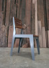 1701 PC Chair (South of Urban) Tags: southofurban south urban atlanta atl modern furniture design moderndesign modernfurniture cnc cncrouter lasercut metalwork dining chair diningchair seating