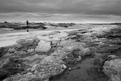 Overrun (Bert CR) Tags: ice wasagabeach shoreline spring gloomy photographer bravesouls overrun monochrome bw blackandwhite blackwhite blackandwhitelandscape beach gloomysky skancheli