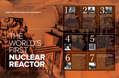 7 things you might not know about the world's first nuclear reactor (Argonne National Laboratory) Tags: cp1 history historical reactor manhattanproject nuclearengineering infographics