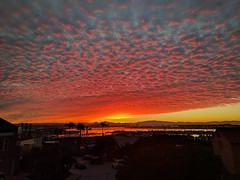 ...only earlybirds get to see this! (allyndon) Tags: sunrise sandiego sky
