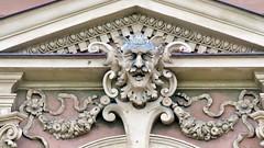 P1400310 Broumov, rynek. Czechia (stapaw) Tags: královéhradecký kraj rzeźba sculpture głowa head