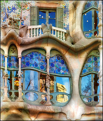 (2481) Casa Batlló - Gaudí (QuimG) Tags: architecture arquitectura art gaudí barcelona casabatlló quimg quimgranell joaquimgranell