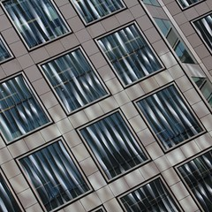 City Flickr 5 (No Great Hurry) Tags: londonarchitecture cityflickr mirror reflecting light wavy flickr structure building constructuralart architectureontheslant diagonal urbanabstract abstract square robinmauricebarr cityoflondon reflections windows london monument nogreathurry themonumentbuilding pattern window lines architecture géométrie