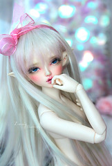 baby.doll. (Dancing*Butterfly) Tags: doll vampire chloe bjd fairyland mnf minifee viridianhouse