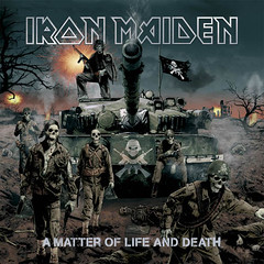 00051 A Matter of Life & Death (Lonnie's Life) Tags: music heavymetal cds eddie dvds ironmaiden singles