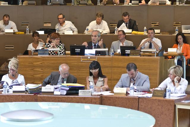 Conseil Communautaire du 19 juin 2014