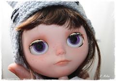 F.A. Chihiro. (edea44) Tags: ooak carving blythe custom tbl fa adoption edea maquillaje pecas adopcin customizer customizadora edeadolls