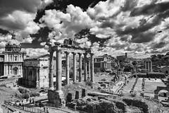 Roma - I fori imperali (leon_1970) Tags: summer rome roma primavera spring nikon estate nikkor foriimperiali d800 2014 nikonian romanticcity nikonista nikon2470f28