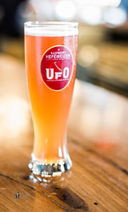 Harpoon UFO Raspberry Beer - The Perfect Summer Brew (M-M_Photo) Tags: new wood red summer england orange hot cold beer glass yellow boston bar ma spring warm flickr drink massachusetts beverage ale ufo explore alcohol foam brewery raspberry tall harpoon mass pint refreshing brew bostonma harpoonbrewery fizz harpoonufo craftbeer summerbeer bostonmamassachusettsmass bostonstrong raspberryufo harpoonbreweryboston