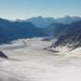 Jungfraujoch, Jungfrau Aletsch, Alps, Switzerland