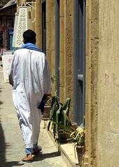 morocco (gerben more) Tags: man streetlife streetscene doorway morocco marokko essouira