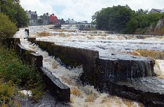 Ennistymon Summer Floods 2013 002 (gallftree008) Tags: county ireland sea holiday west nature beauty landscape coast clare head goat eire cliffs western lahinch countyclare coclare hags westofireland ennistymon hagshead cliffofmoher naturesbeauties landscapesoftheworld naturescreations