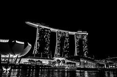 Marina Bay Sands (out.println) Tags: street city nightphotography night photography singapore marinabaysands