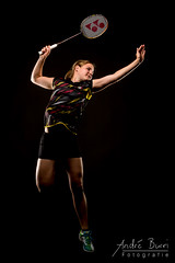 Ayla Huser - Badmintonportraits (burrifotografie.ch) Tags: badminton ayla sportrait huser sportfotografie sportportrait sportfotograf aylahuser badmintonportrait