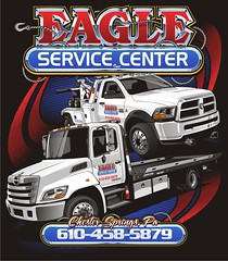 "Eagle Service Center - Chester Springs, PA • <a style=""font-size:0.8em;"" href=""http://www.flickr.com/photos/39998102@N07/14516773321/"" target=""_blank"">View on Flickr</a>"
