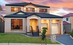 4 Aldridge Street, Stanhope Gardens NSW