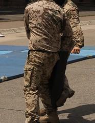 IMG_5280 (sbretzke) Tags: army uniform zb bundeswehr closecombat nahkampf 20140615
