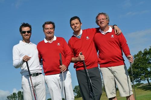 Golf Trophy 11