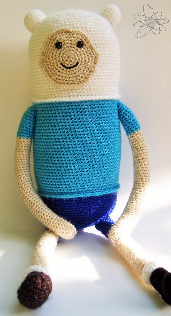 Amigurumi Beemo : The Worlds Best Photos of crochet and finn - Flickr Hive Mind