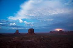 (peteraw) Tags: arizona utah nikon lightning nikkor monumentvalley d800 nikond800 24120mmf4gvr