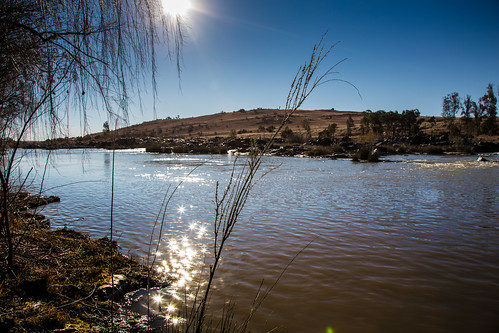 Vaal Dam Winter 2014