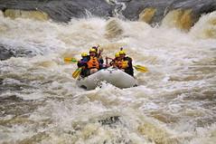 White Water Rafting (healthiermi) Tags: river fun rafting upperpeninsula whitewaterrafting puremichigan