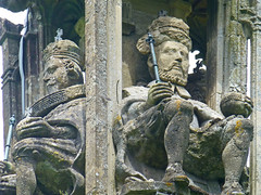 Bristol High Cross in Stourhead, Wiltshire (mira66) Tags: england sculpture statue king cross stourhead wiltshire gwuk