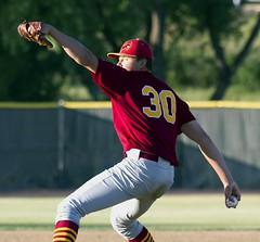 IMG_8311.closer (Paul L Dineen) Tags: 2014 sports baseball fortcollinsfoxes lovelandbluejays csl foxes bestbaseball smnotchecked mcblcsl pitch mcscblnov7a alleged2014 baseballnov17 believebaseball believe belikemearmspoint csl2014to2016 csl2014to2016b megacollage isdone college